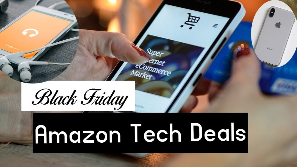 Best Black Friday Tech Deals For Students At Amazon